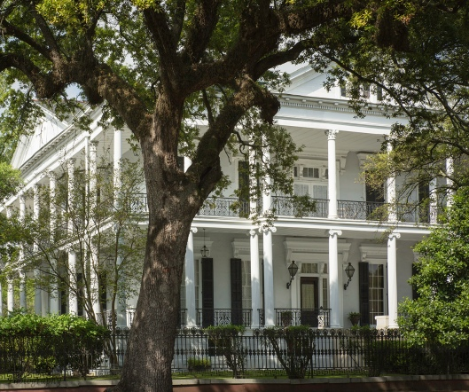New Orleans Mansion wm
